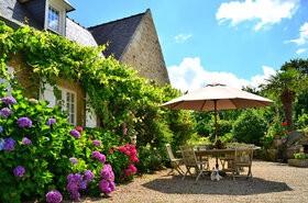 Bretagne Karte - Schönste Orte