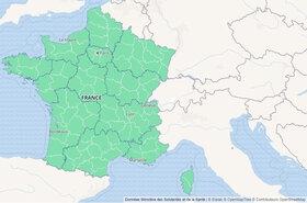 Corona Frankreich Bretagne