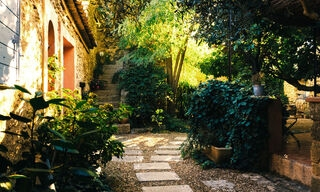 Garten Provence ihre privatunterkunft in der provence